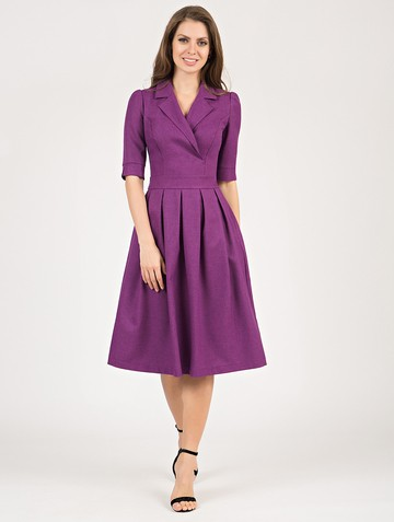 Платье darsia, цвет фиолетовый