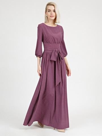Платье rufis, цвет фиолетовый
