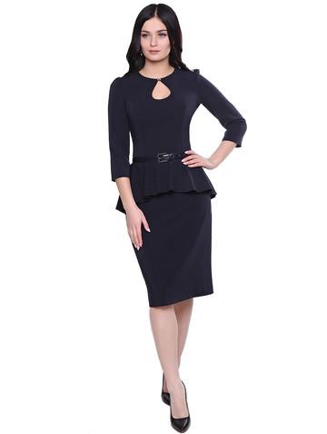Платье nubby, цвет чернильный