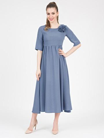 Платье dallis, цвет индиго