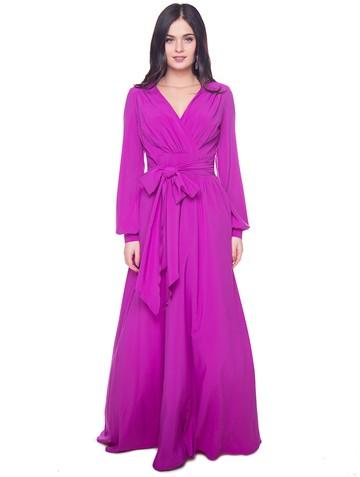 Платье persia, цвет насыщенно-сиренев