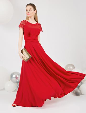 Платье dorry, цвет красный