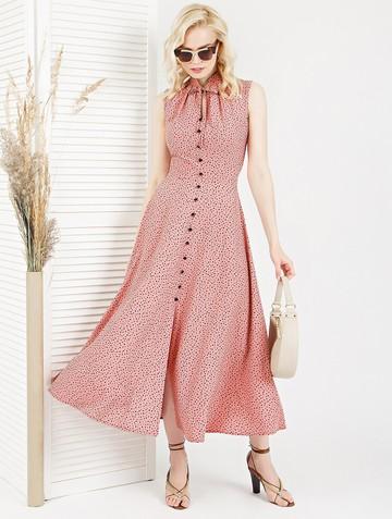 Платье ninbo, цвет розовый