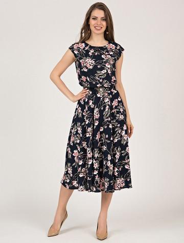 Платье vitalina, цвет чернильно-розовый