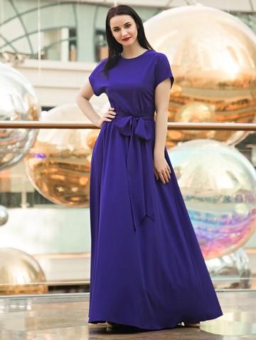 Платье kalma, цвет ультрамарин