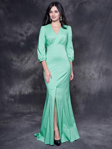 Платье viky, цвет мятный