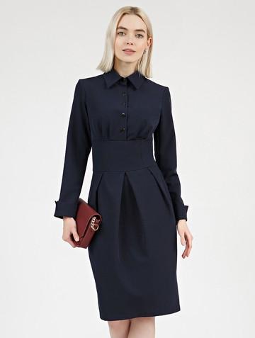 Платье nioby, цвет темно-синий