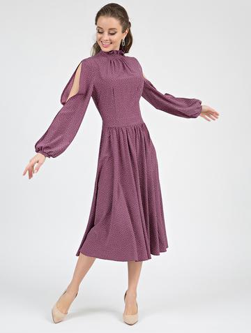 Платье slay, цвет сливовый