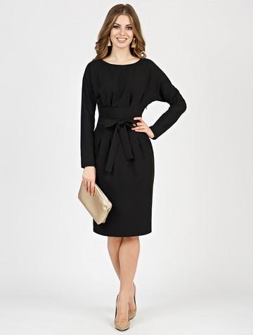 Платье rozaura, цвет черный