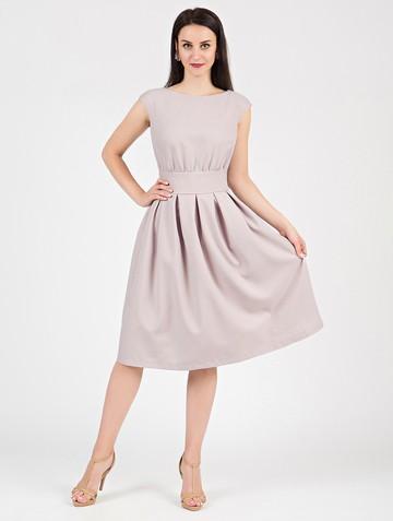 Платье ravena, цвет ванильный