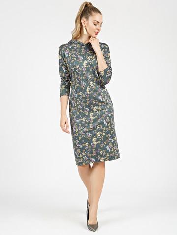 Платье ivy, цвет серый