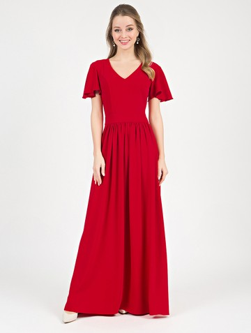 Платье radana, цвет красный