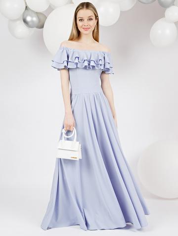 Платье arizona, цвет светло-голубой
