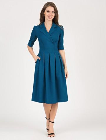 Платье darsia, цвет бирюзовый