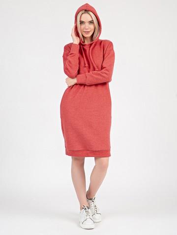 Платье kiefer, цвет розово-красный