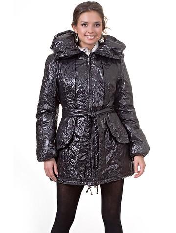Куртка pulsa, цвет черный оникс