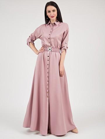 Платье inspira, цвет розовый