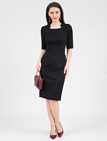 Платье fendy, цвет черный