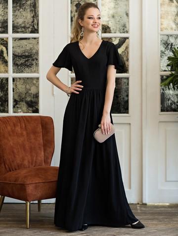 Платье radana, цвет черный