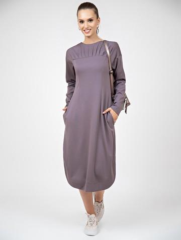 Платье arlena, цвет лиловый