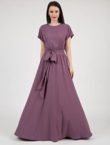 Платье kalma, цвет лиловый