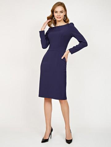Платье flurry, цвет синий