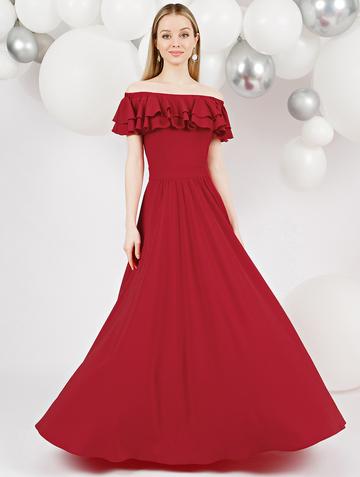 Платье arizona, цвет мальва
