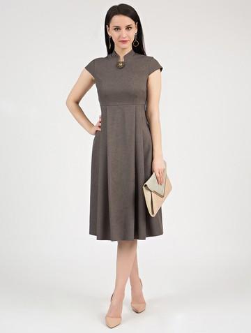 Платье maru, цвет капучино