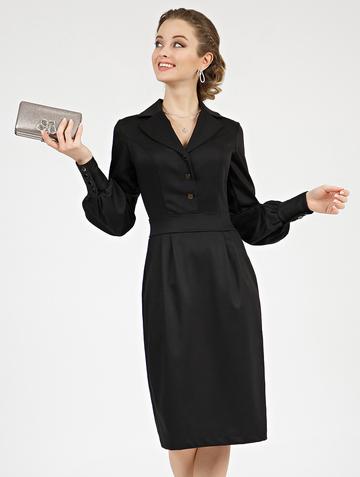 Платье rammy, цвет черный
