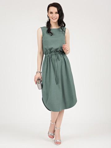 Платье lonly, цвет оливковый