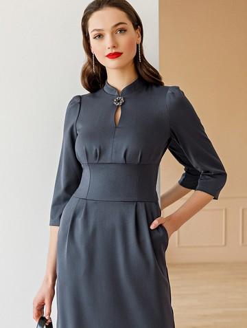Платье fillida, цвет индиго