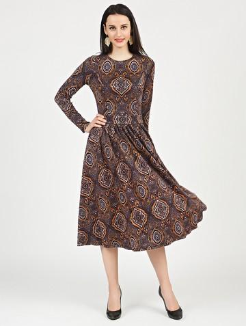 Платье daria, цвет лиловый