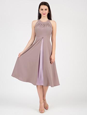 Платье antonella, цвет капучино