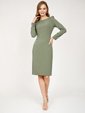 Платье flurry, цвет фисташковый