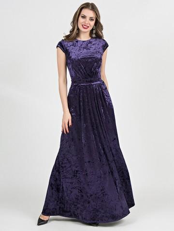 Платье kaima, цвет индиго
