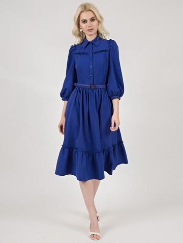 Платье dondy, цвет ультрамарин