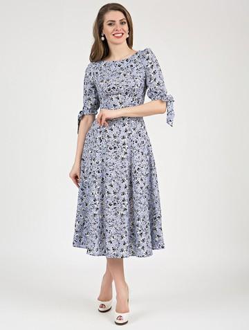 Платье ketry, цвет голубой