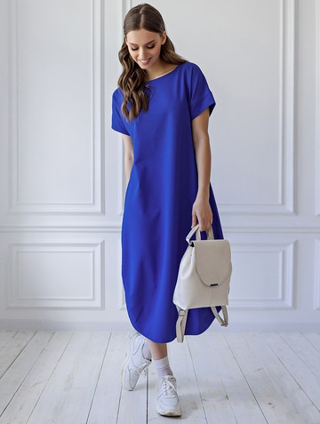 Платье kippy, цвет ультрамарин