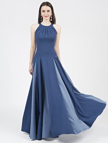 Платье altenia, цвет индиго