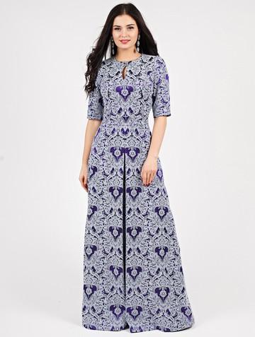 Платье peretta, цвет ультрамарин