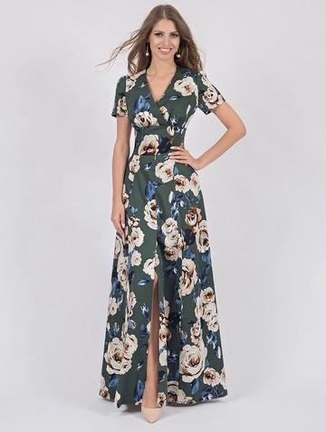 Платье mervin, цвет зеленый