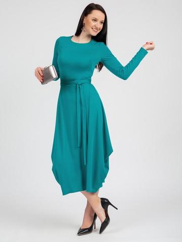 Платье marena, цвет бирюзовый
