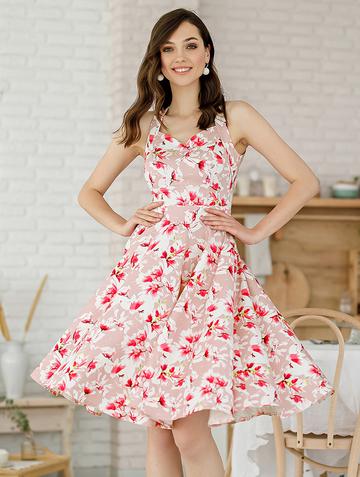 Платье adella, цвет розовый