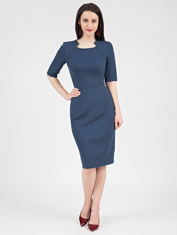 Платье fendy, цвет серый