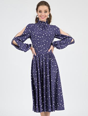 Платье slay, цвет фиолетовый