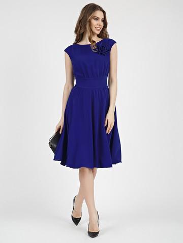 Платье beladonna, цвет ультрамарин