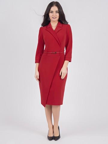 Платье rozanna, цвет красный