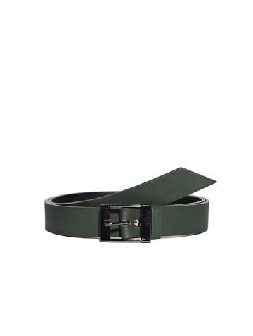 Ремень Rm-022, цвет темно-зеленый