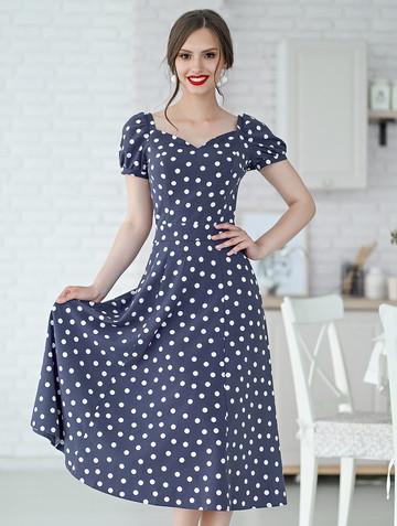 Платье gretchen, цвет фиолетовый