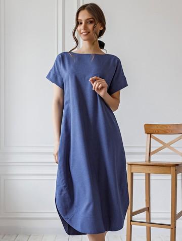 Платье kippy, цвет индиго